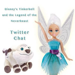 Join The Twitter Chat For The New Disney Fairies Toys!