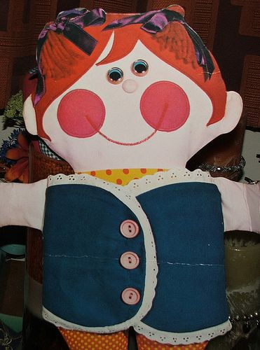 dressy bessy vintage doll