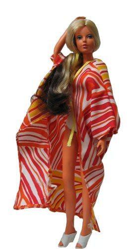 Suntan Tuesday Taylor Barbie Doll Vintage