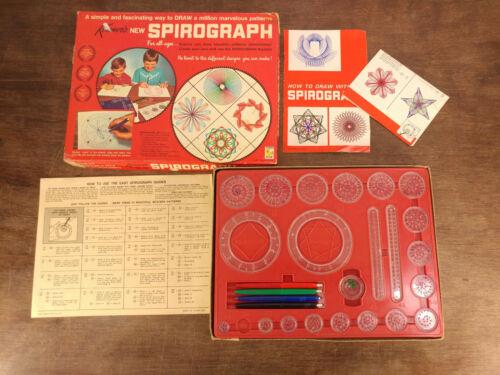 spirograph vintage