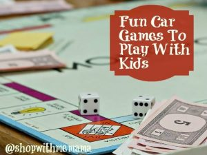 Fun Car Games To Play With Kids