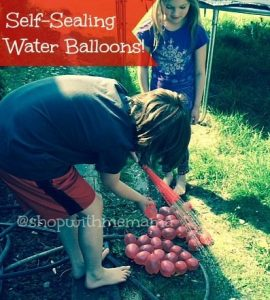 Bunch O Balloons Self-Sealing Water Balloons!