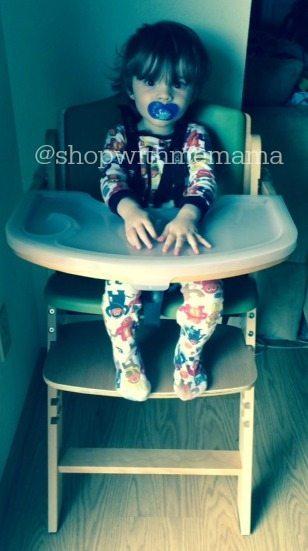 Abiie Beyond Junior Y High Chair