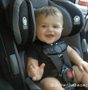 Safety 1st Grow and Go 3-in-1 Car Seats