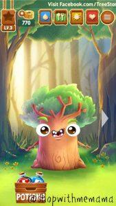 Tree Story game app