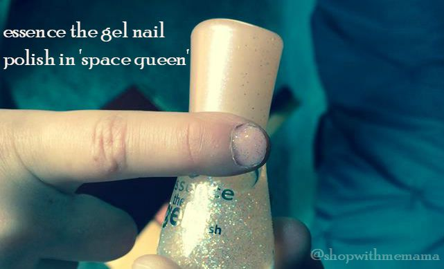 essence gel nail polish in space queen