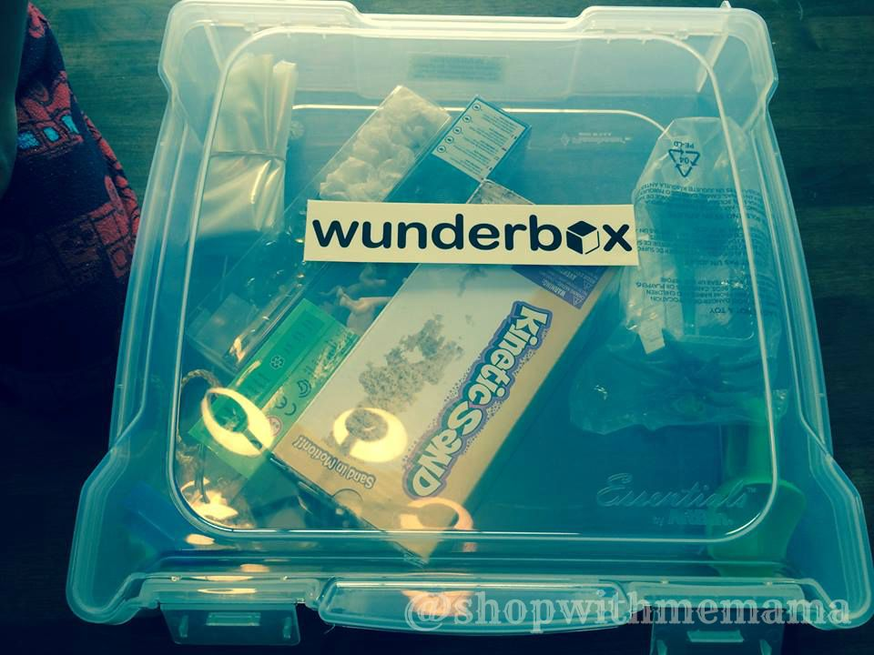 wunderbox review