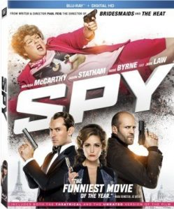 Queen of Comedy Melissa McCarthy In Spy (Giveaway) #SpyInsiders