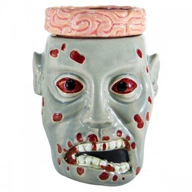 zombie halloween wax warmer