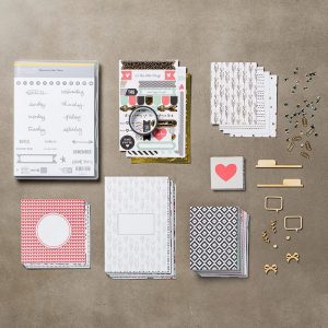 Moments Like These Project Life Bundle From Stampin' Up! (Giveaway)