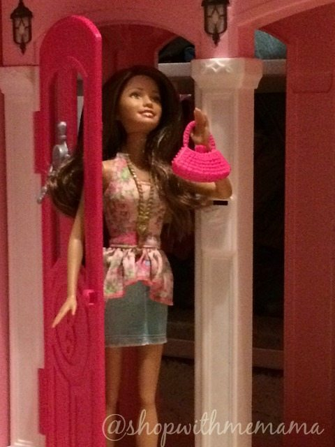 Barbie Dreamhouse Fully Furnished Dollhouse!