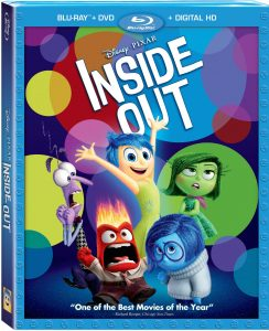 Inside Out From the Imaginative Minds of Disney-Pixar