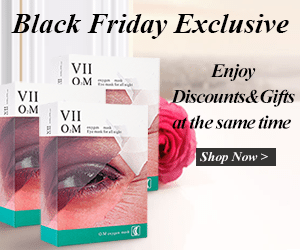 VIIcode O2M Oxygen Eye Mask Black Friday Deal