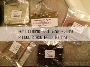 The Best Organic Bath And Beauty Products You Need To Try (Giveaway)