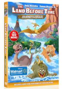 The Land Before Time: Journey of the Brave (Giveaway) #LandB4Time