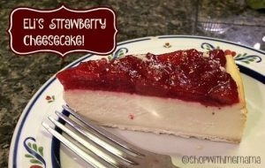 The Best Cheesecake I Ever Had! (Giveaway)