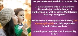 Moms of Children 3-10 years old Check This Out!