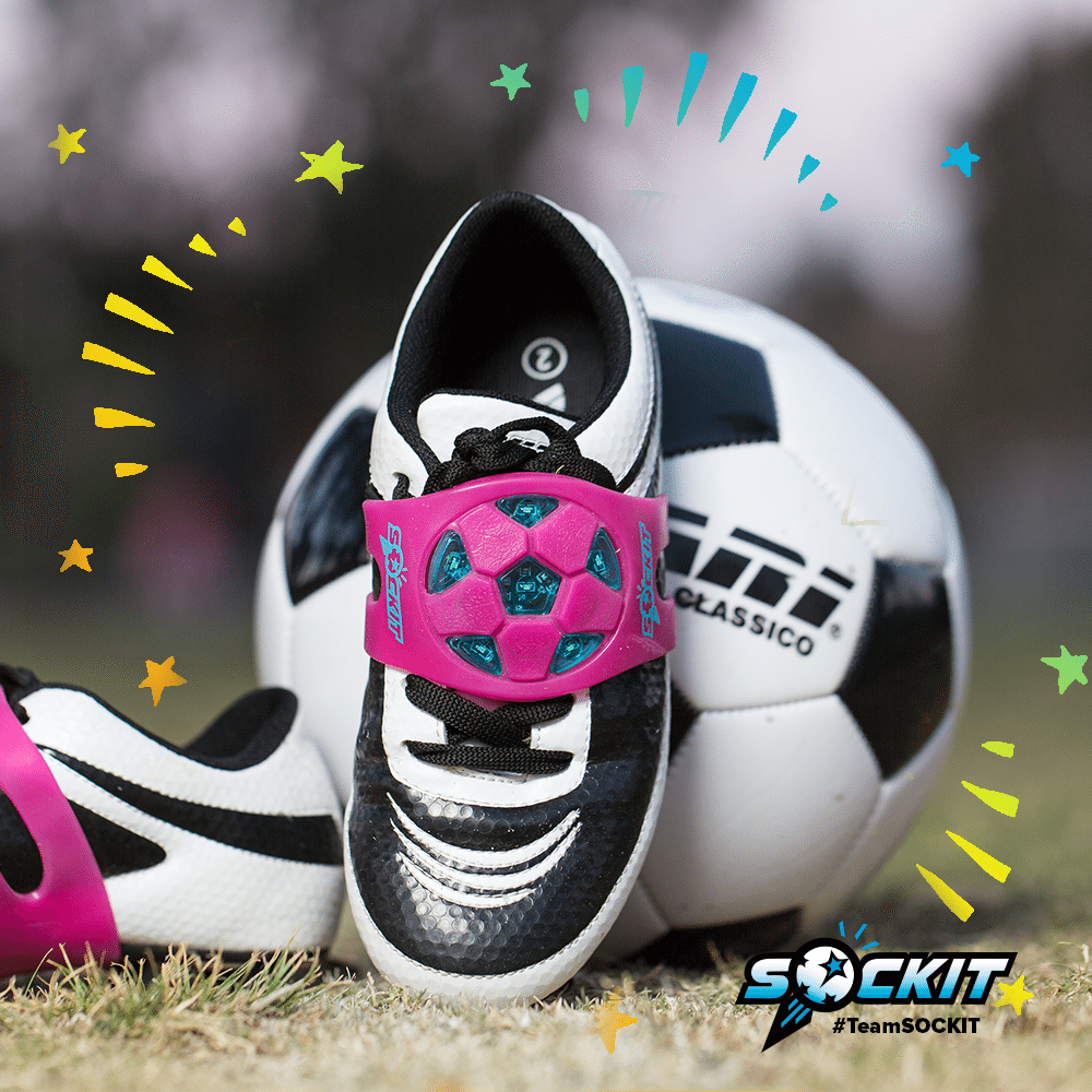 Learn To Play Soccer Better! #TeamSOCKIT
