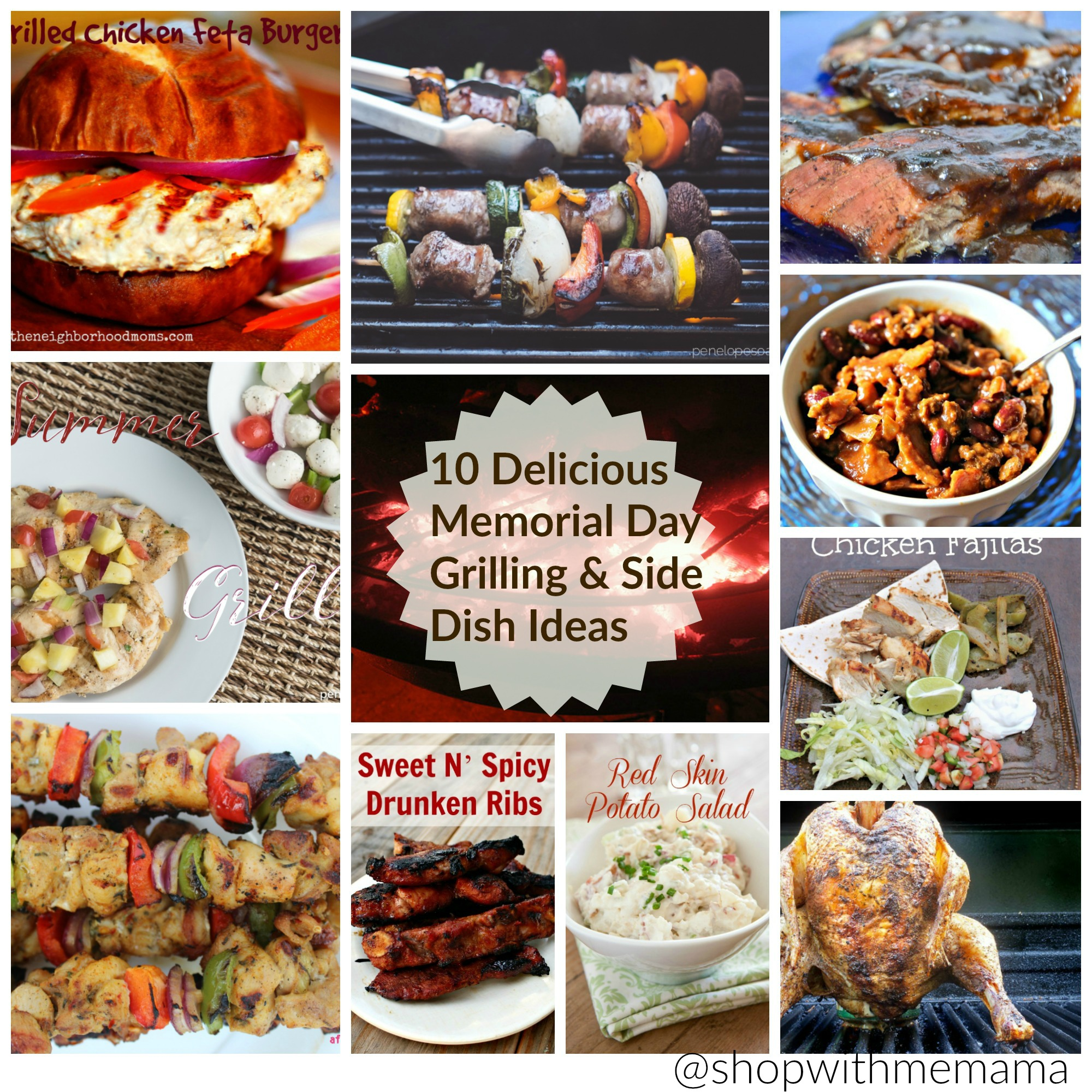 Sides On The Grill: 10 Delicious Memorial Day Grilling & Side Dish Ideas