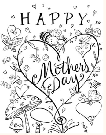 Mother's Day eCards, Printable Quotes, Poems, Coupon Books & Coloring Pages