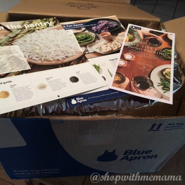 Why Blue Apron's Food Delivery Service Is The Best