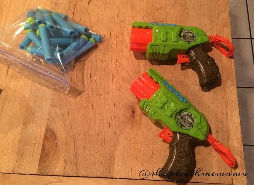 XShot Bug Attack Eliminator & 2 Predator TK-3 Combo!