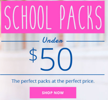 ebags sale on backpacks 50% off