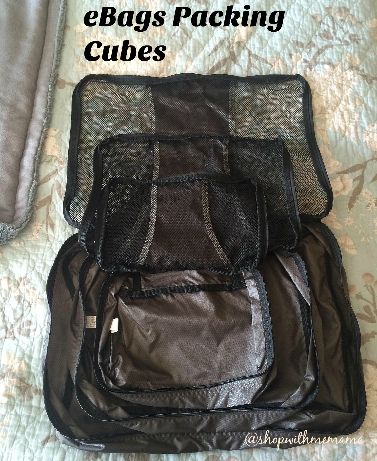 5 Fun Back To School Essentials To Check Out eBags Packing Cubes