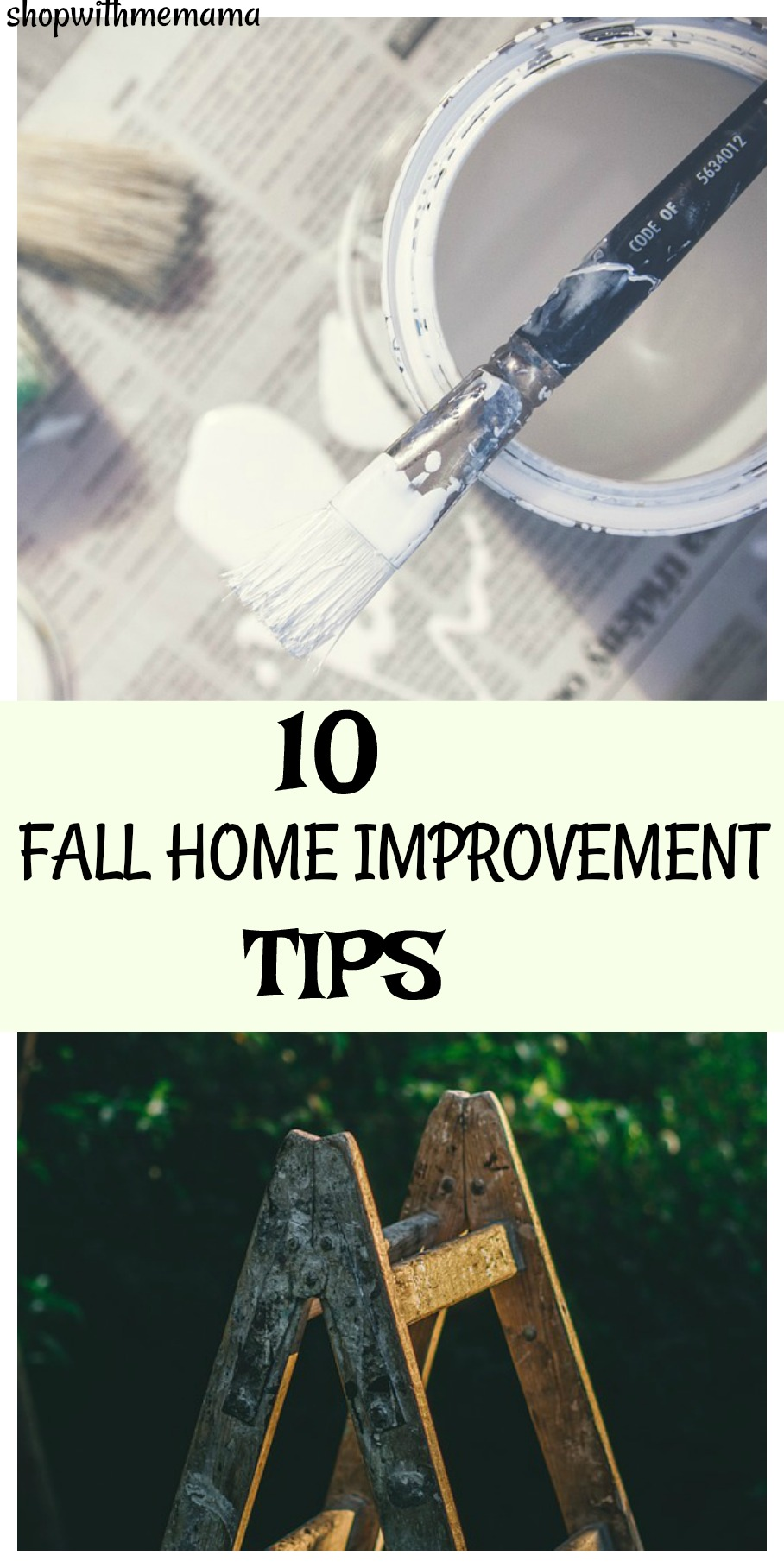 Fall Home Improvement Tips