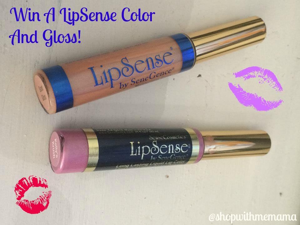 Check Out Lipsense! It Won't Smudge Or Budge!