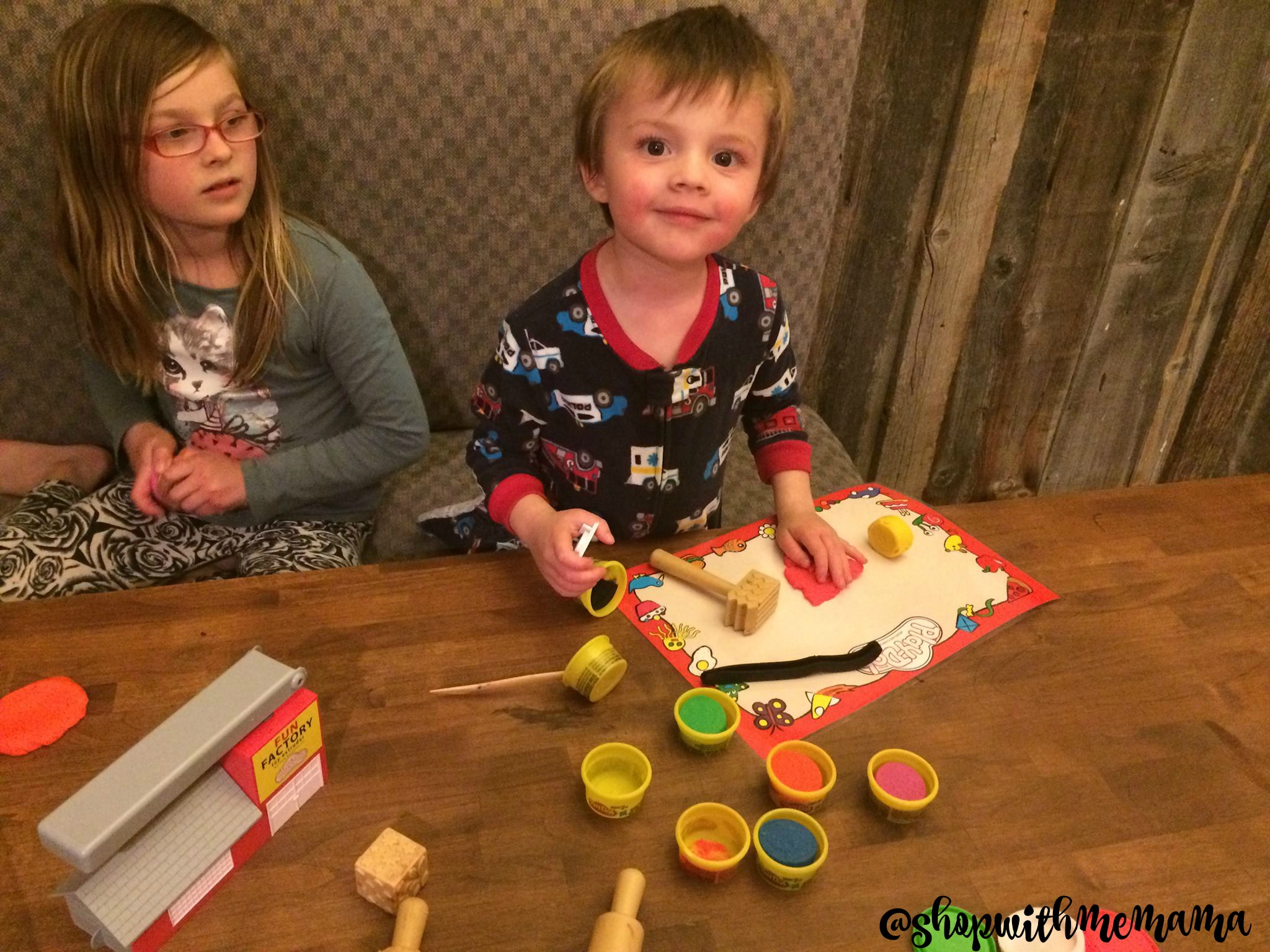 Old Fashioned Play-Doh Sets