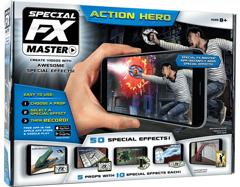 Add Special Effects To Videos Instantly With Special FX Master