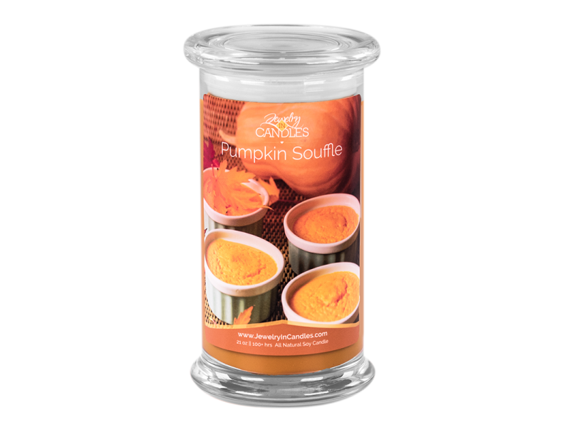 Pumpkin Souffle Candle Jewelry In Candles Discounts Deals Savings