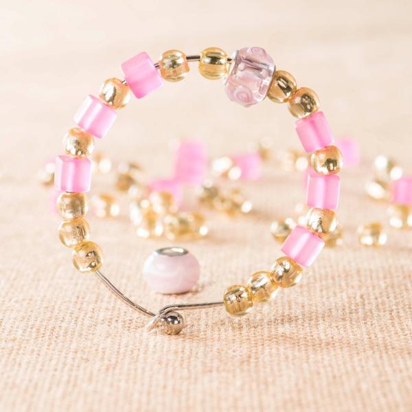 Bracelet kit for girls
