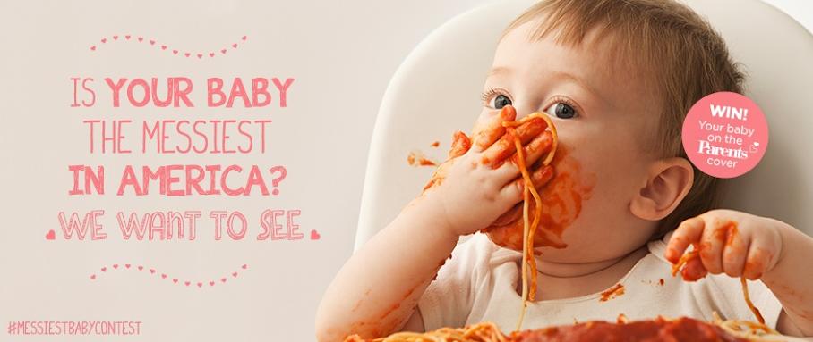 Dreft Messy Baby Contest