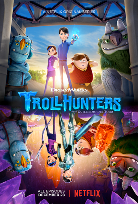 TROLLHUNTERS ROCK CANDY Recipe