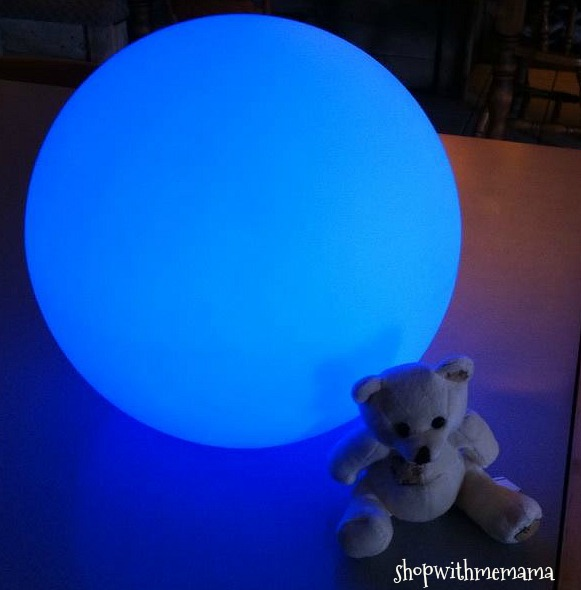 Have You Seen This LED Light Up Ball
