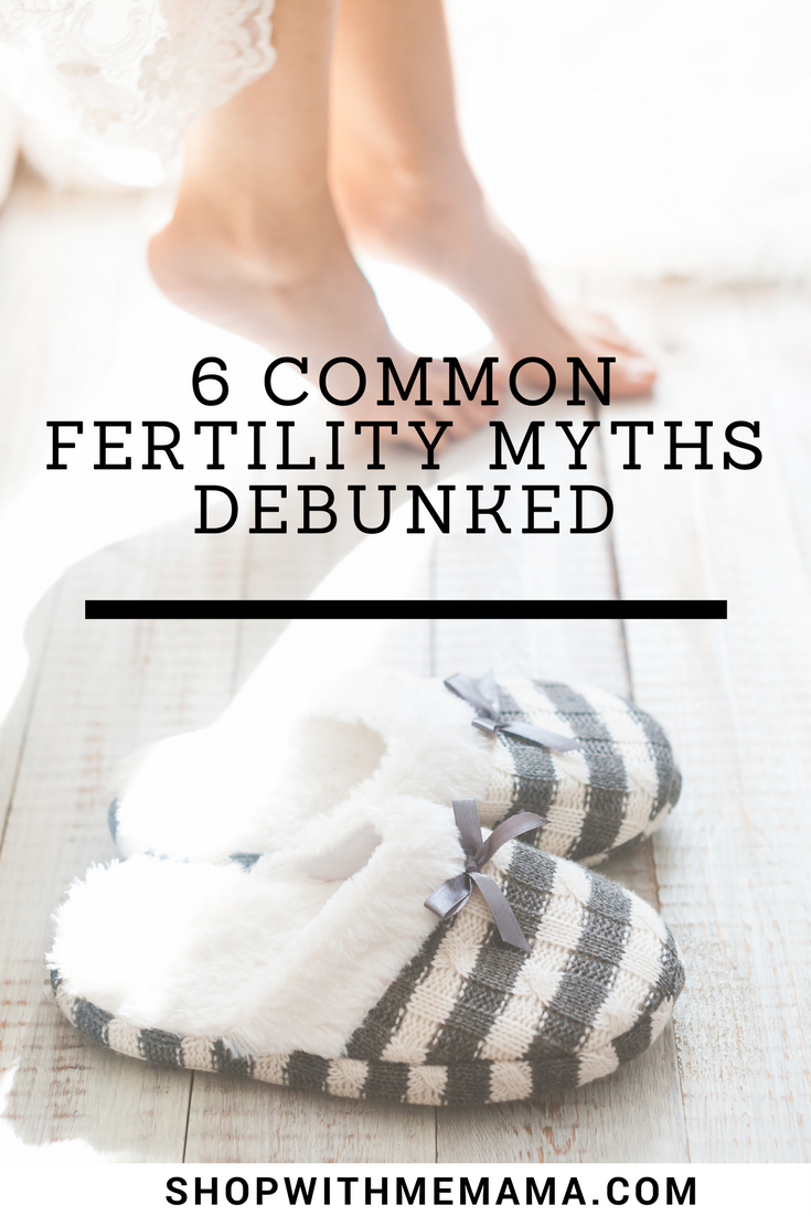 6 Common Fertility Myths Debunked