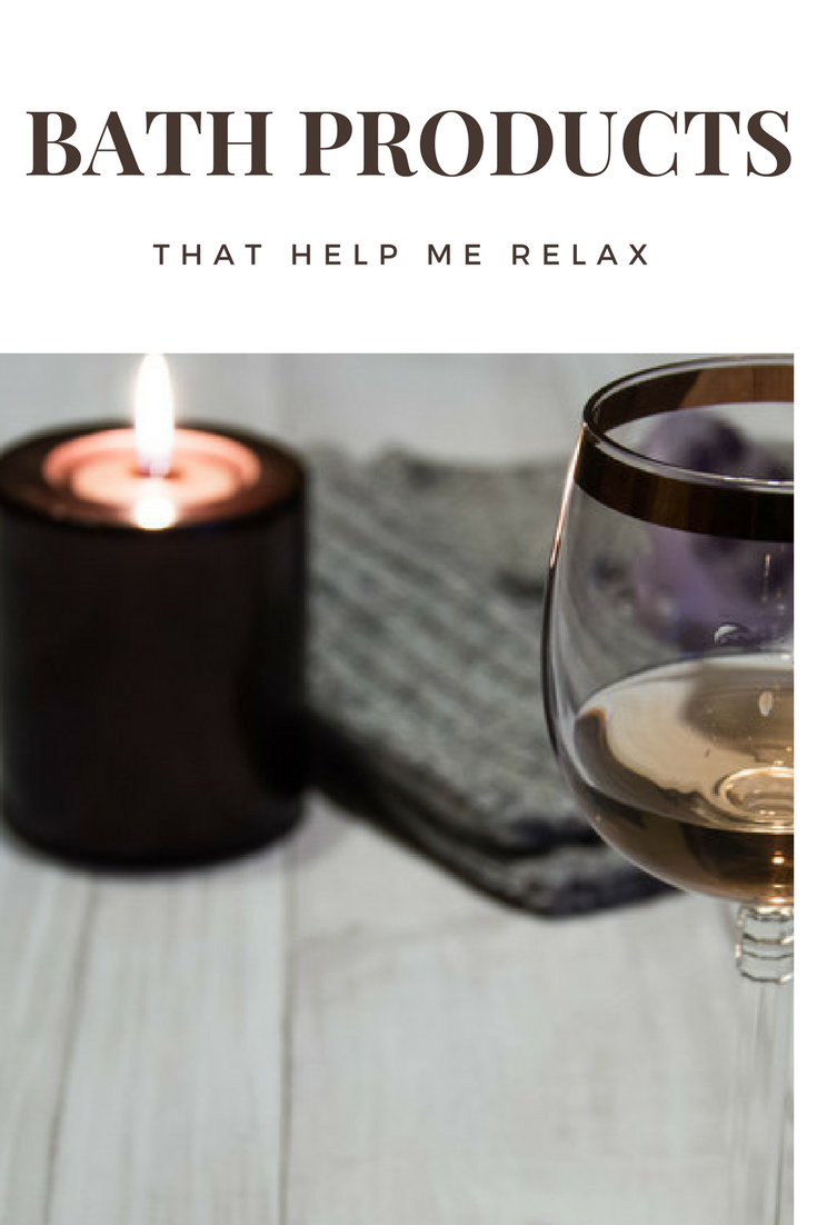 Bath Products That Help Me Relax Giveaway Shop With Me