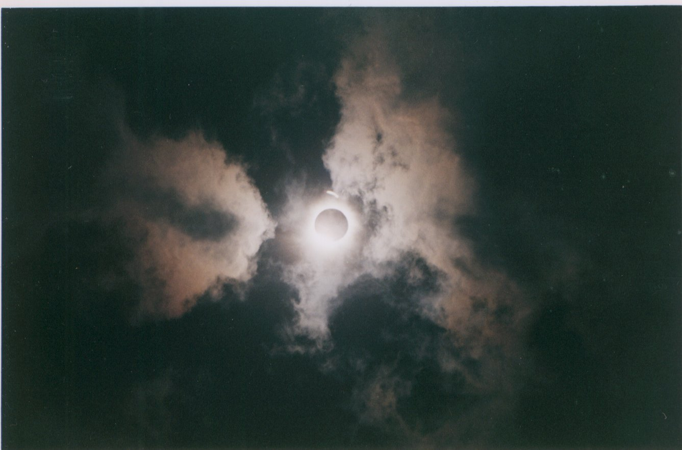 A Great Place To View The Total Solar Eclipse!