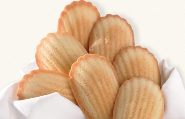 Sugar Bowl Bakery Has Pumpkin Spice Madeleine Cookies!