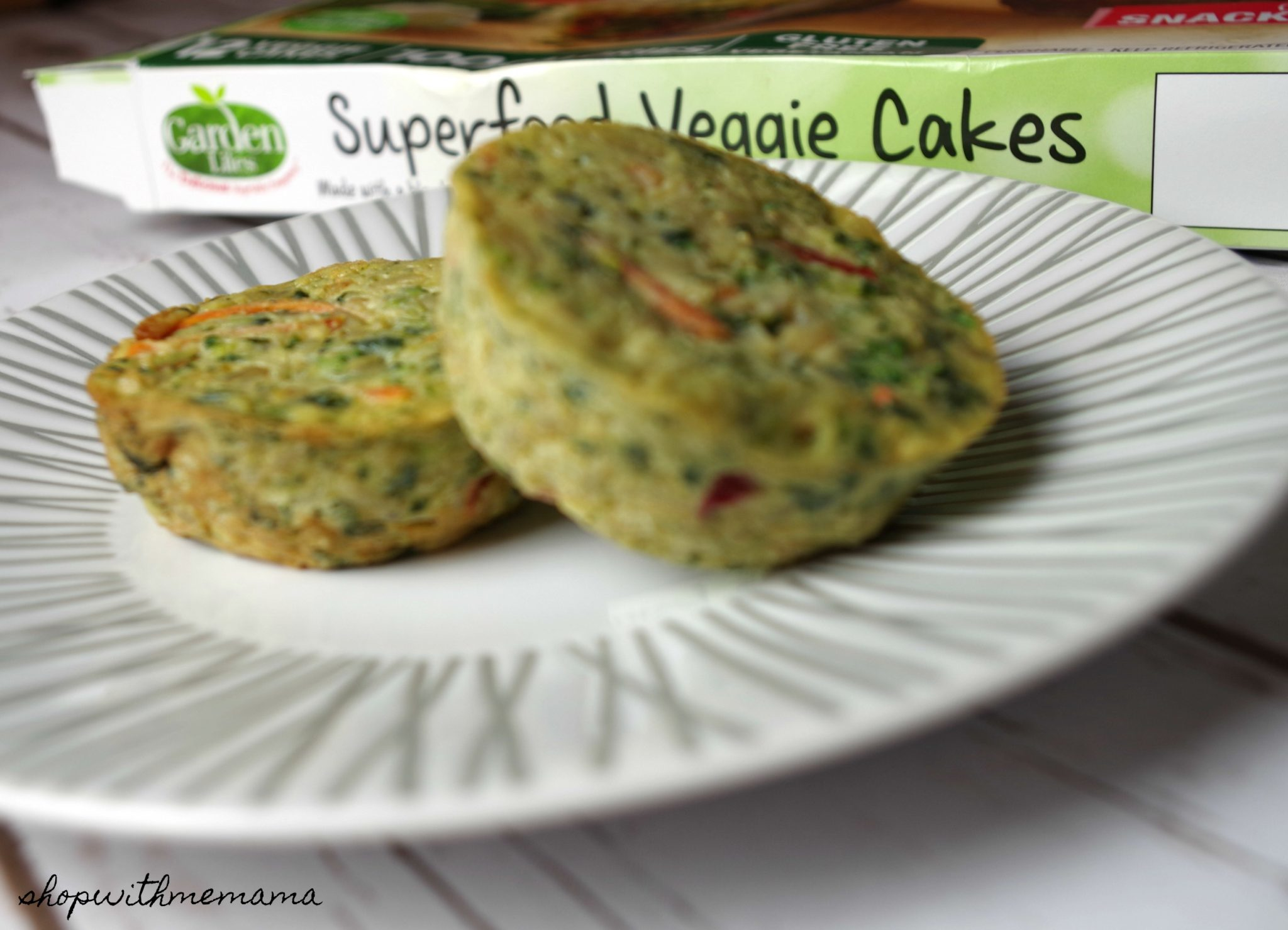 Superfood Veggie Cakes
