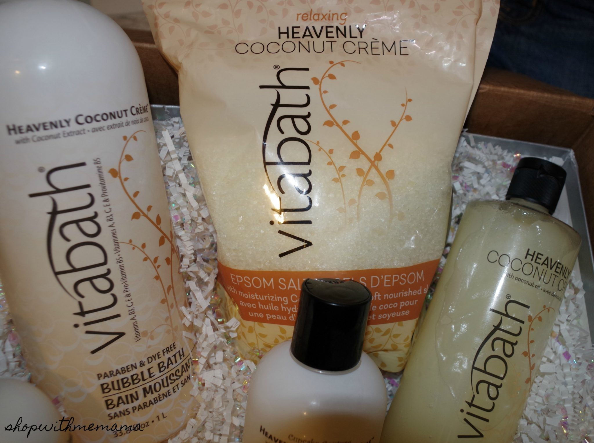 Vitabath Luxury Bath And Body Products