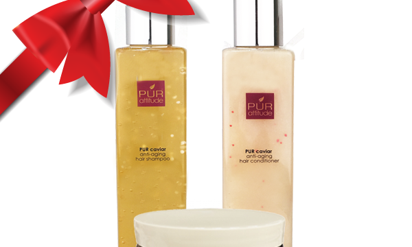 PUR attitude Love Your Body Gift Set!
