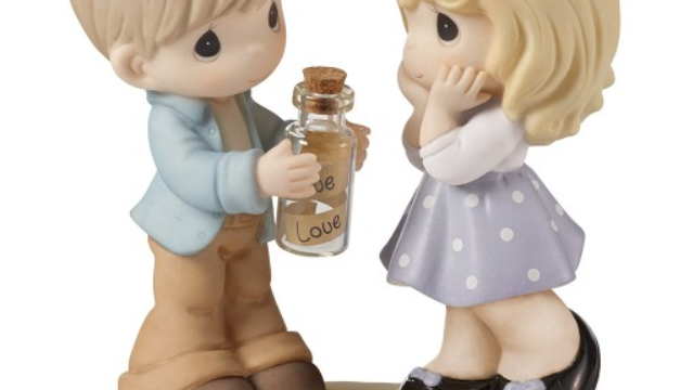 Have You Seen These Precious Moments Figurines?