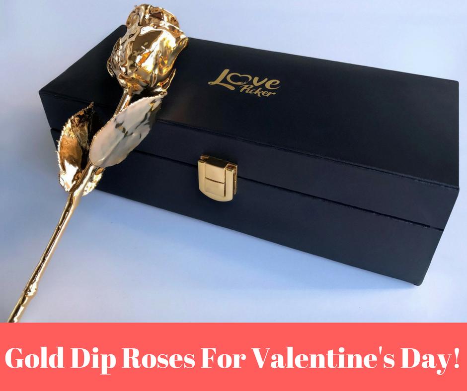 Gold Dip Roses