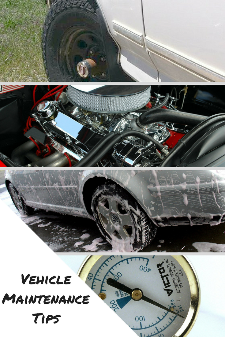 Vehicle Maintenance Tips For Spring