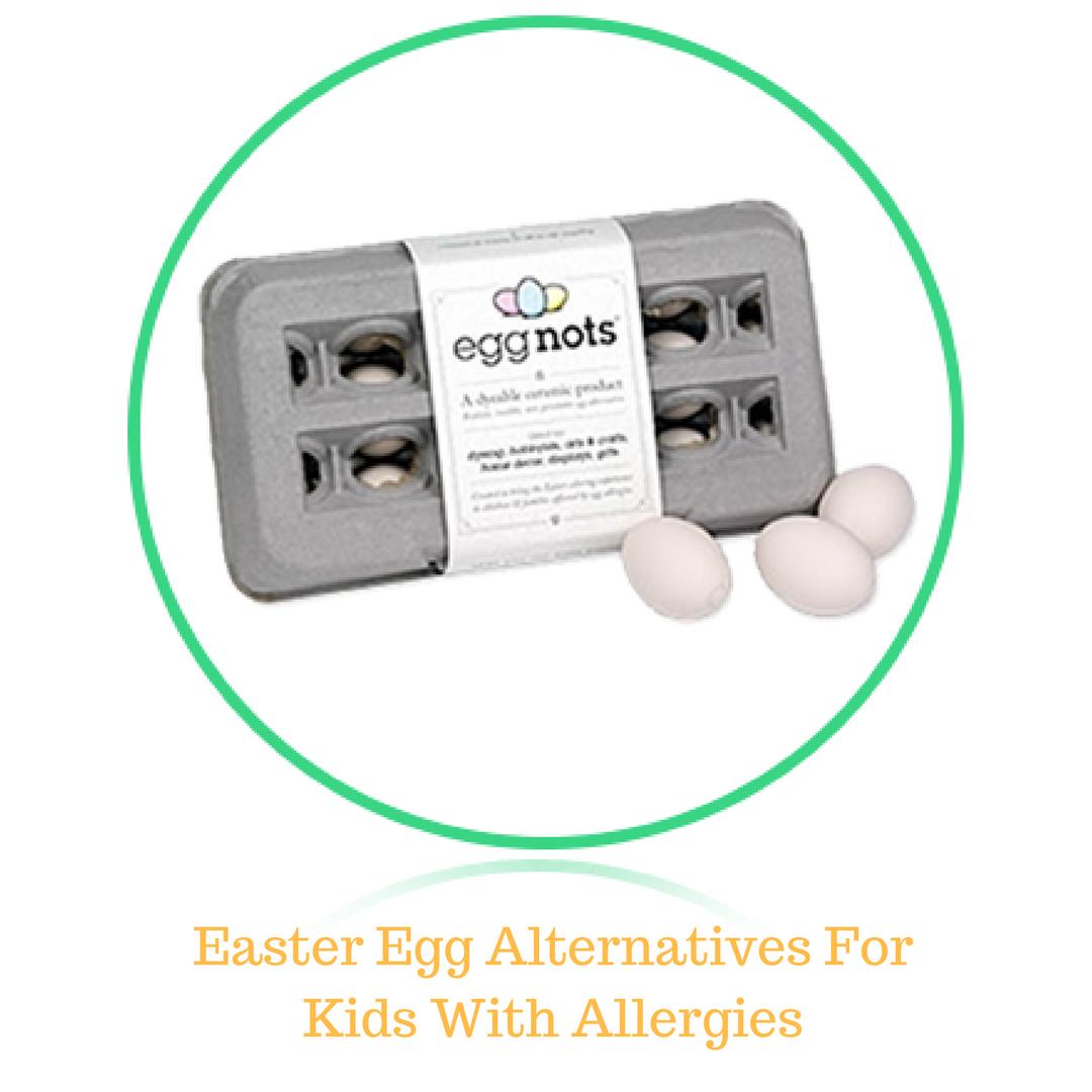 Easter Egg Alternatives For Kids With Allergies