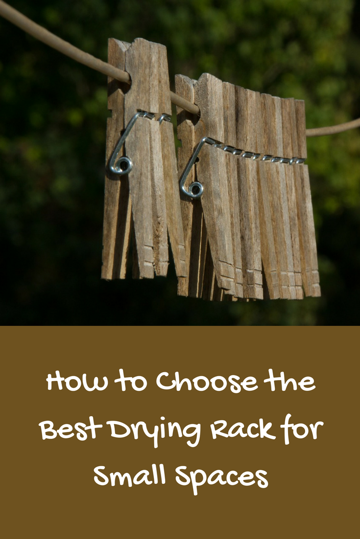 How to Choose the Best Drying Rack for Small Spaces
