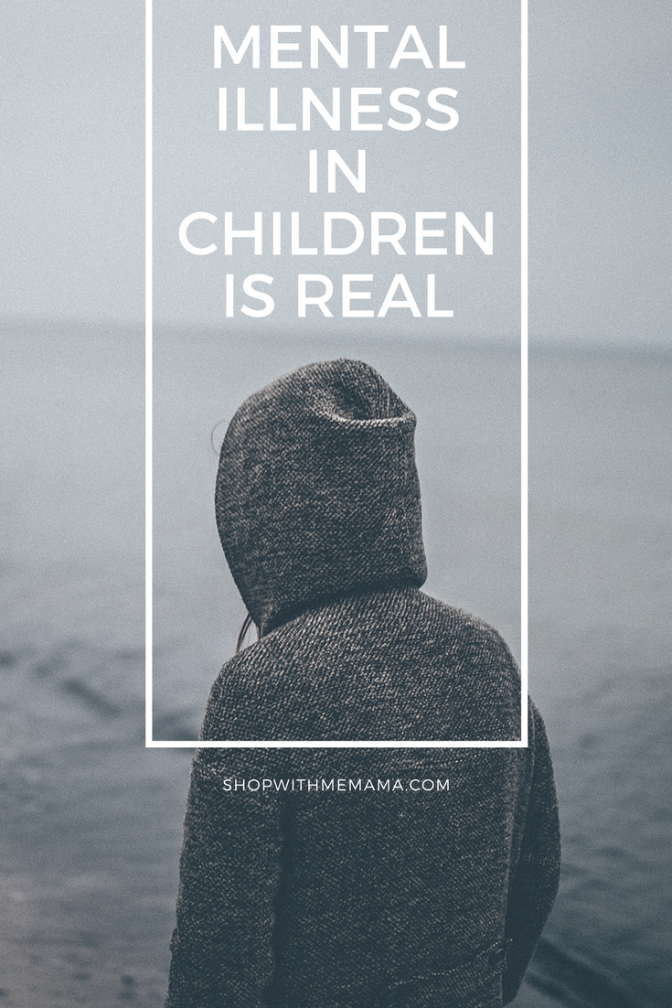 Mental Illness In Children Is Real